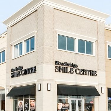 woodbridge smile centre building